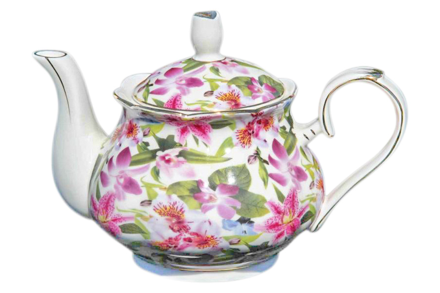 Lily Rainbow 2 Cup Teapot